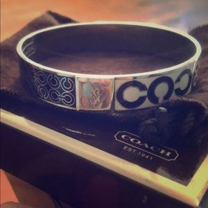 Coach Jewelry bangle bracelet